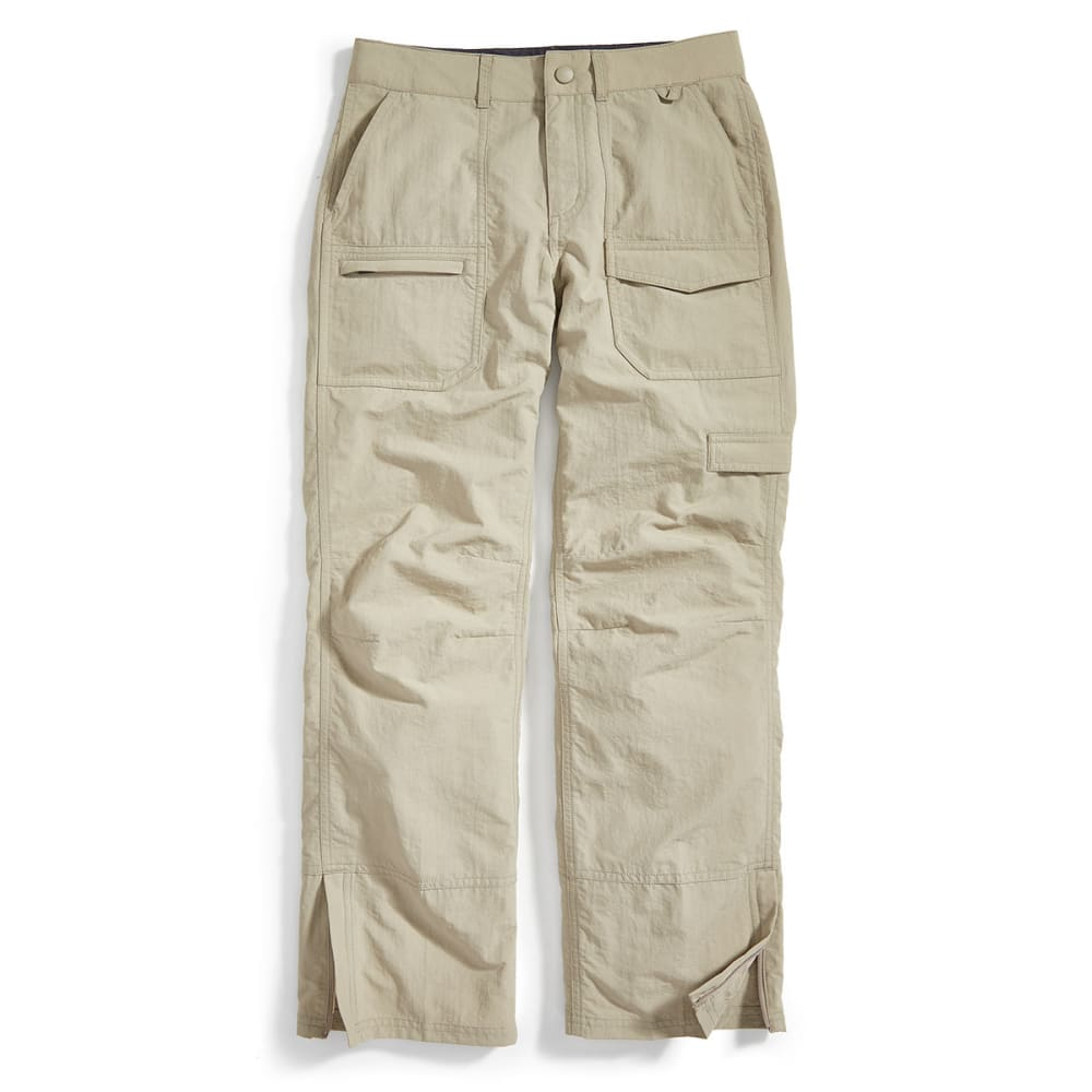 EMS Girl's Camp Cargo Pants - FOSSIL