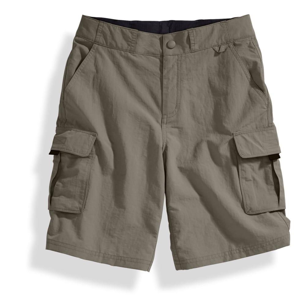 EMS Boys' Camp Cargo Shorts - TARMAC