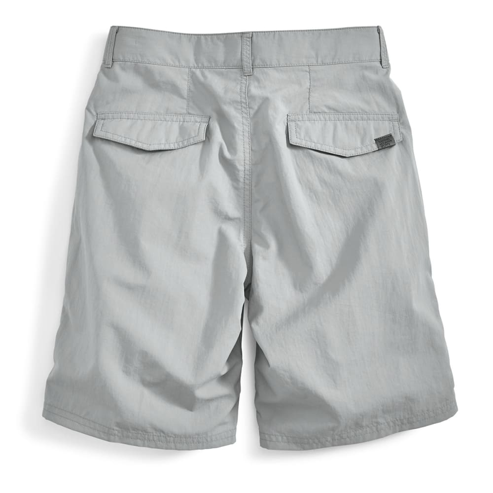 EMS® Girls' Camp Cargo Shorts - NEUTRAL GREY