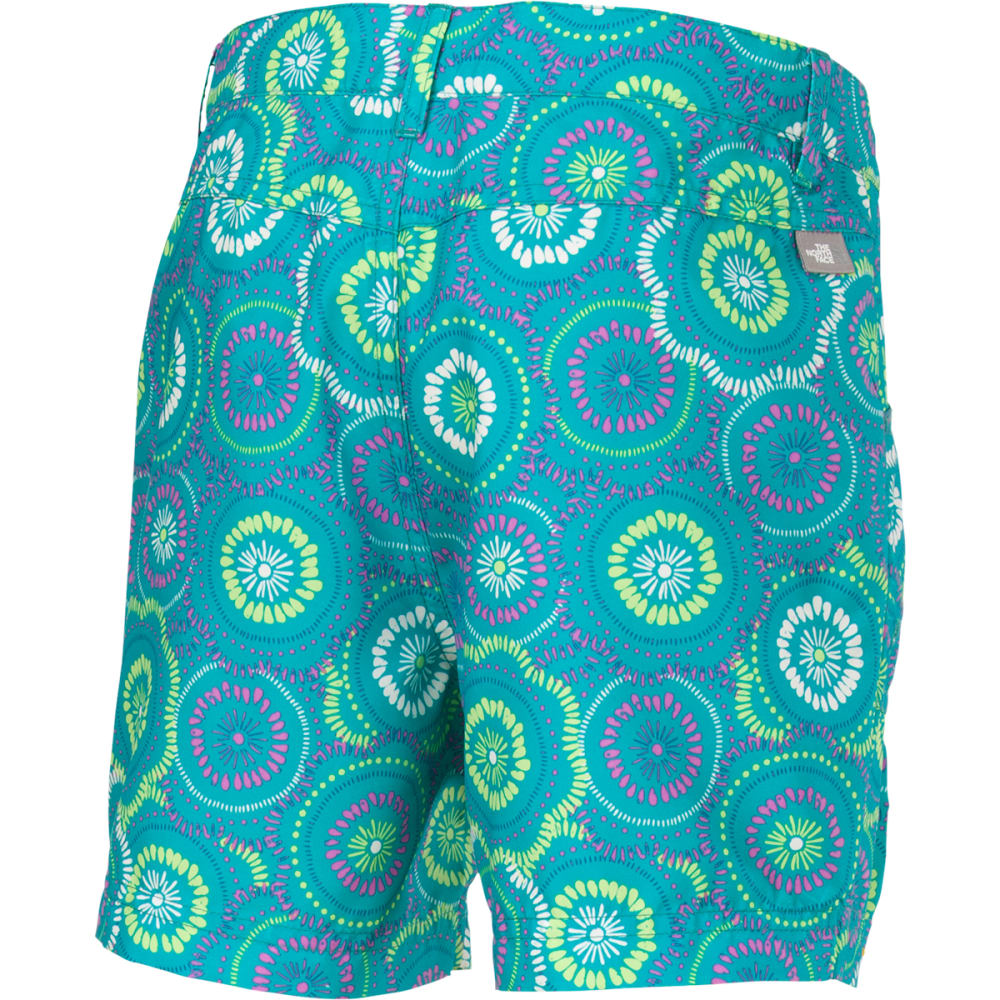 THE NORTH FACE Girls' Argali Hike/Water Shorts - BLUEBIRD