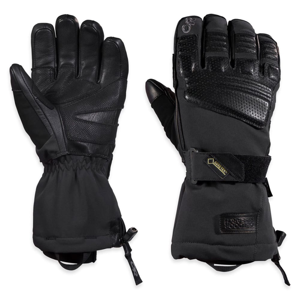 OUTDOOR RESEARCH Men's Olympus Sensor Gloves™ - BLACK