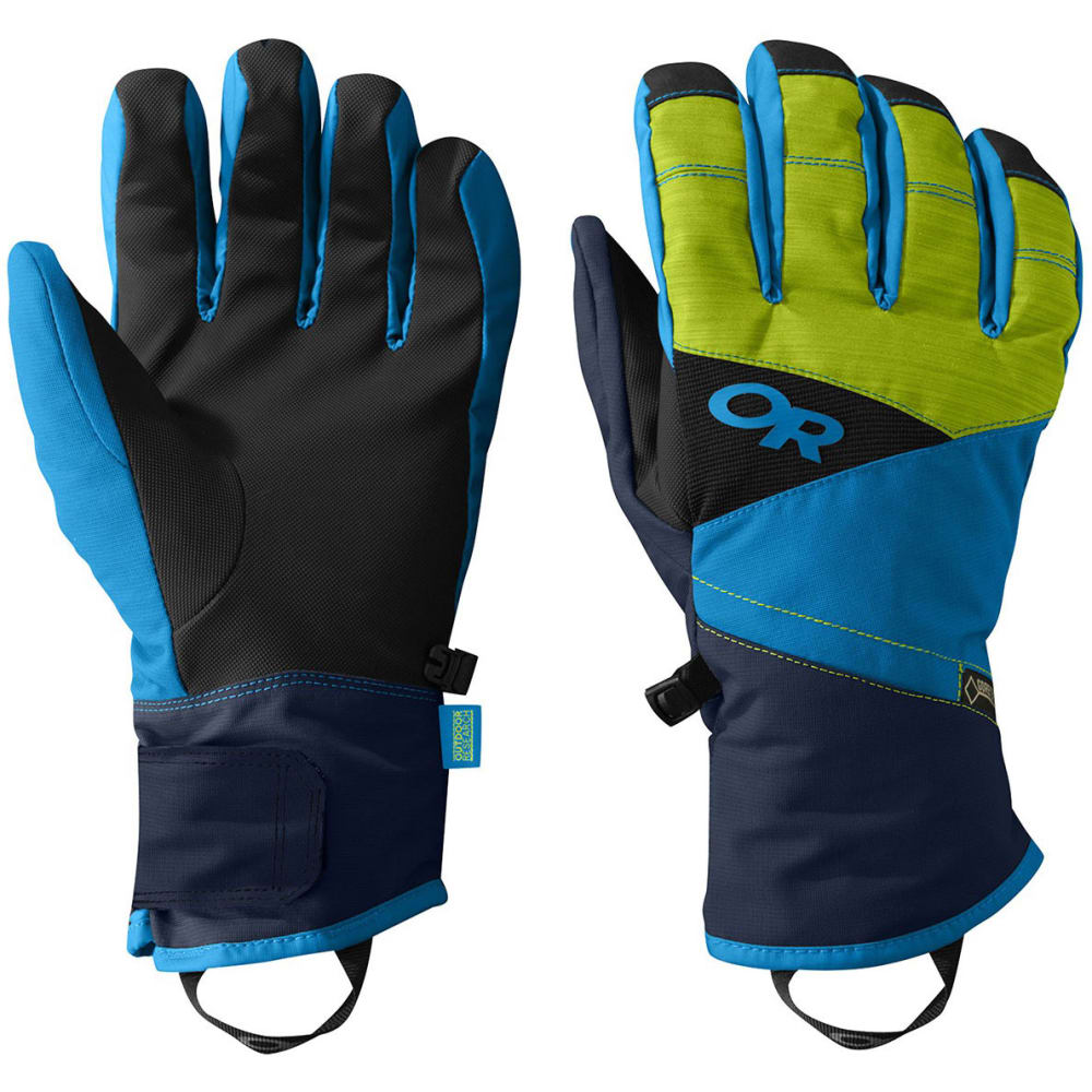 OUTDOOR RESEARCH Men's Centurion Gloves - NIGHT