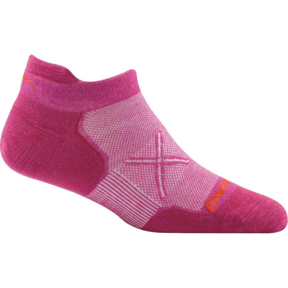 DARN TOUGH Women's Vertex Tab No Show Ultra-Light Cushion Socks - BOYSENBERRY