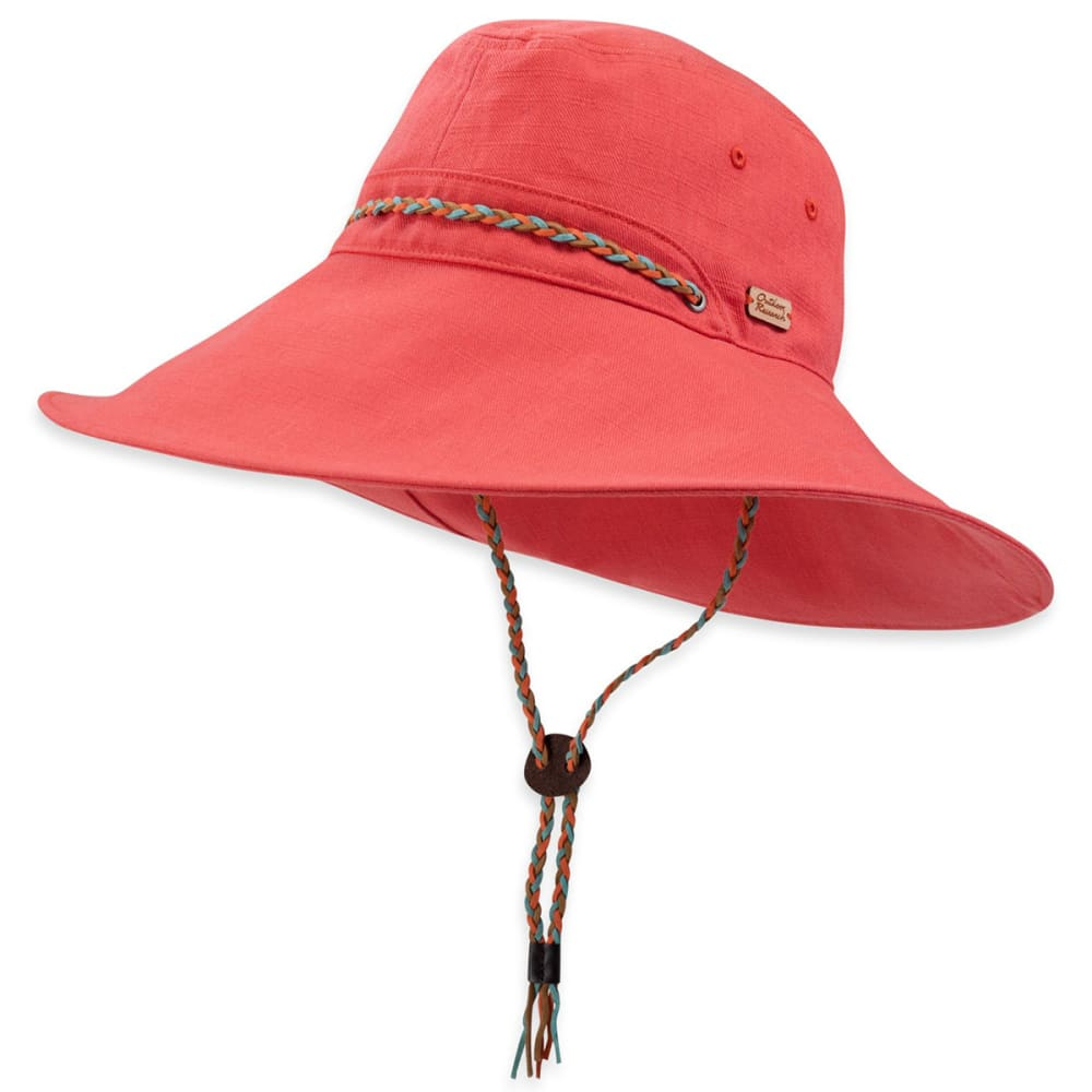 d03fc5b6e81 OUTDOOR RESEARCH Women  39 s Mojave Sun Hat - FLAME-0448