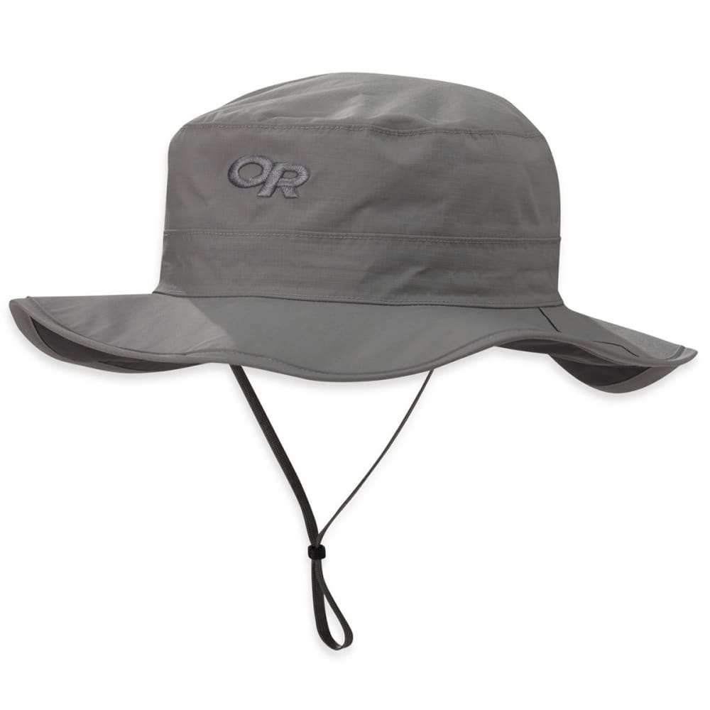 OUTDOOR RESEARCH Helios Rain Hat - PEWTER
