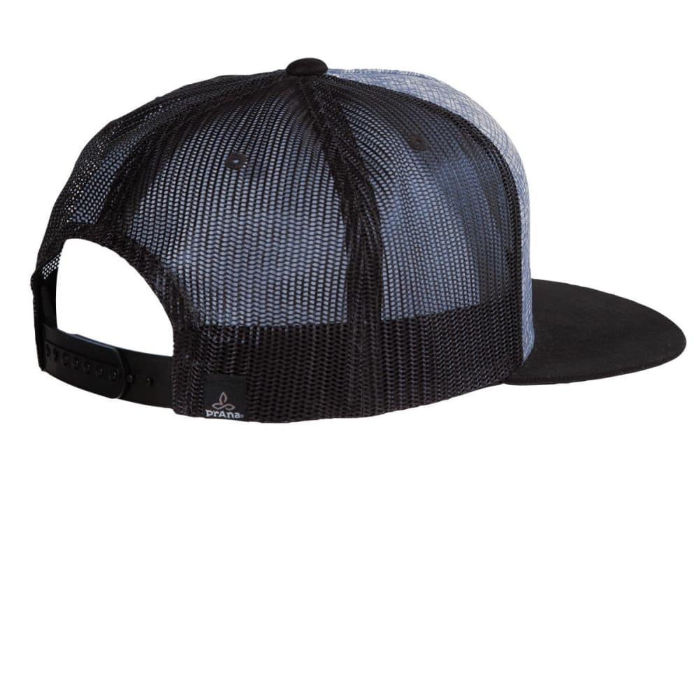 PRANA Journeyman Trucker Hat - CHARCOAL-CHR