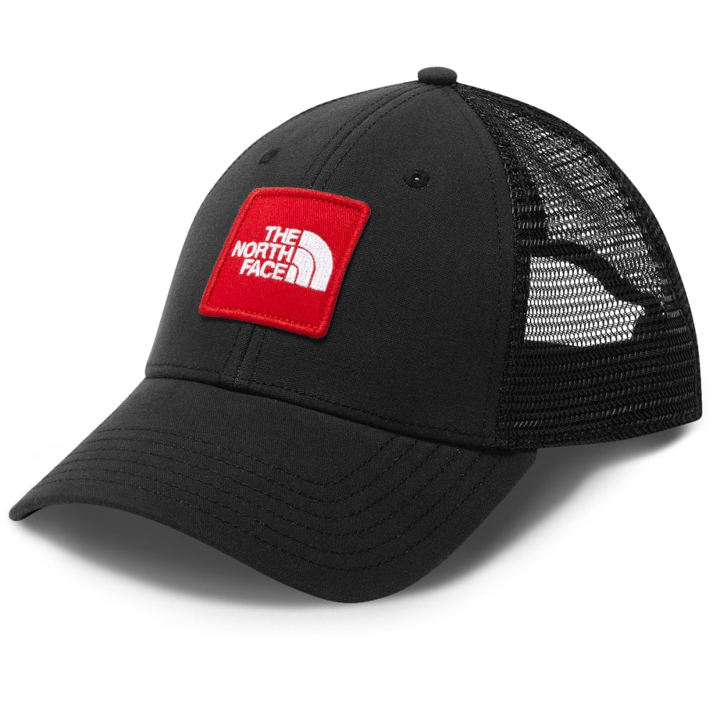 THE NORTH FACE Patches Trucker Hat - KX9-TNF BLK/RED