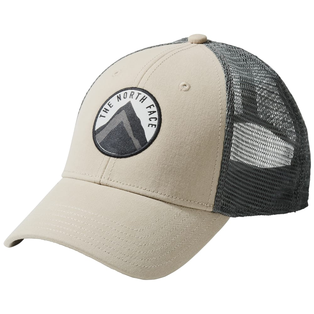 THE NORTH FACE Patches Trucker Hat - DUNE BEIGE AQ7