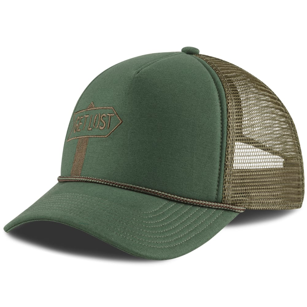 THE NORTH FACE Cross Stitch Trucker Hat - THYME-NYC