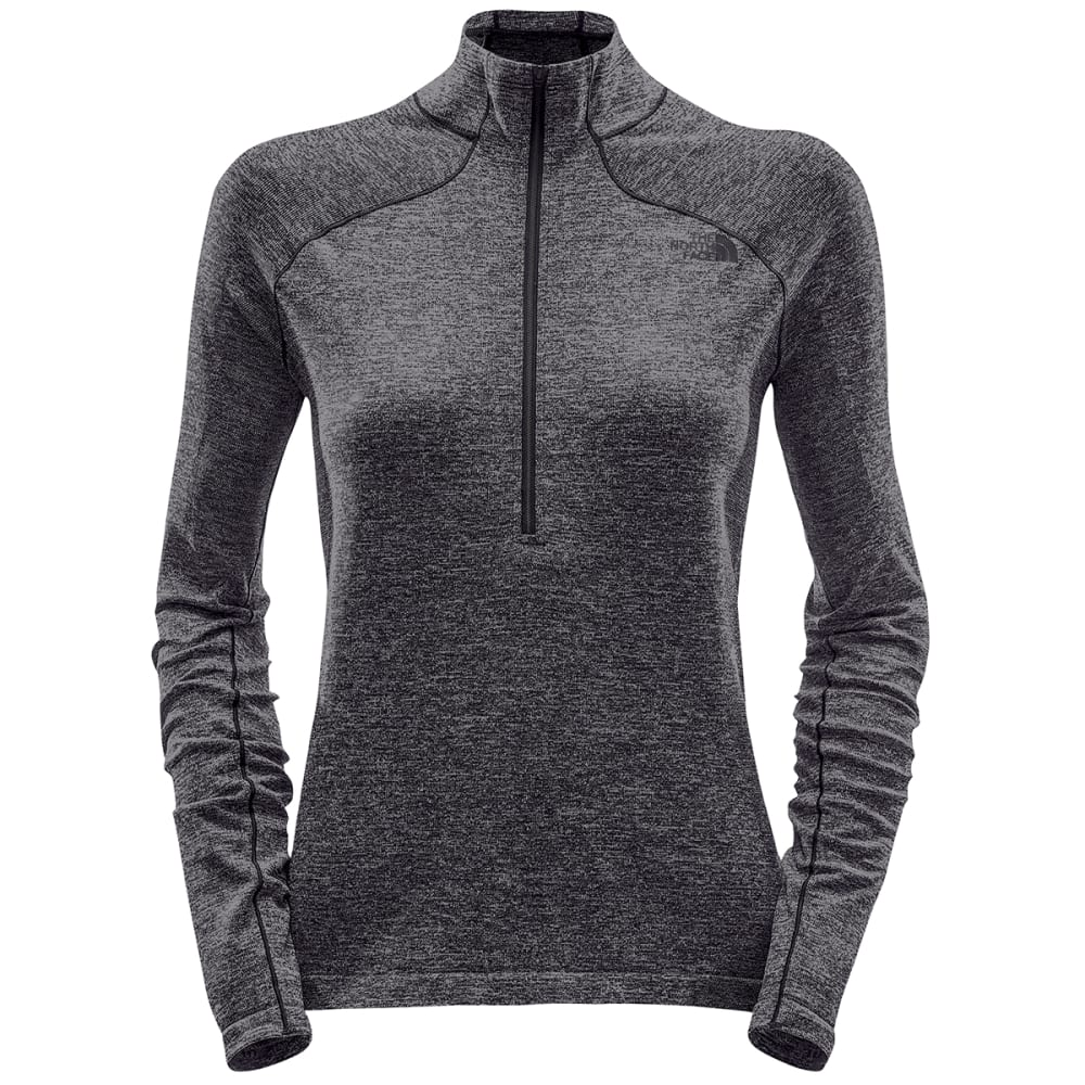 THE NORTH FACE Women's Summit L1 Top - TNF BLACK