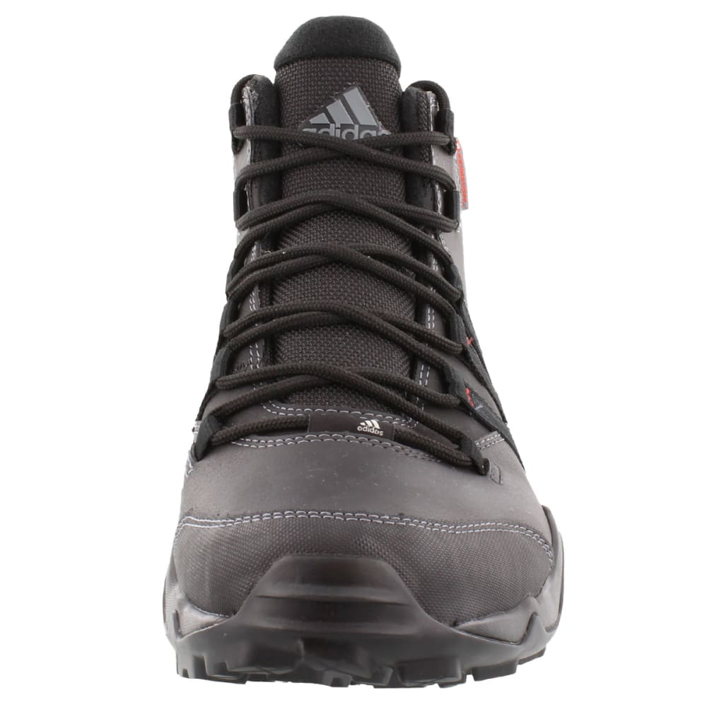 ADIDAS Men's CW AX2 Beta Mid Hiking Boots - BLACK/ VISTA GREY/ P
