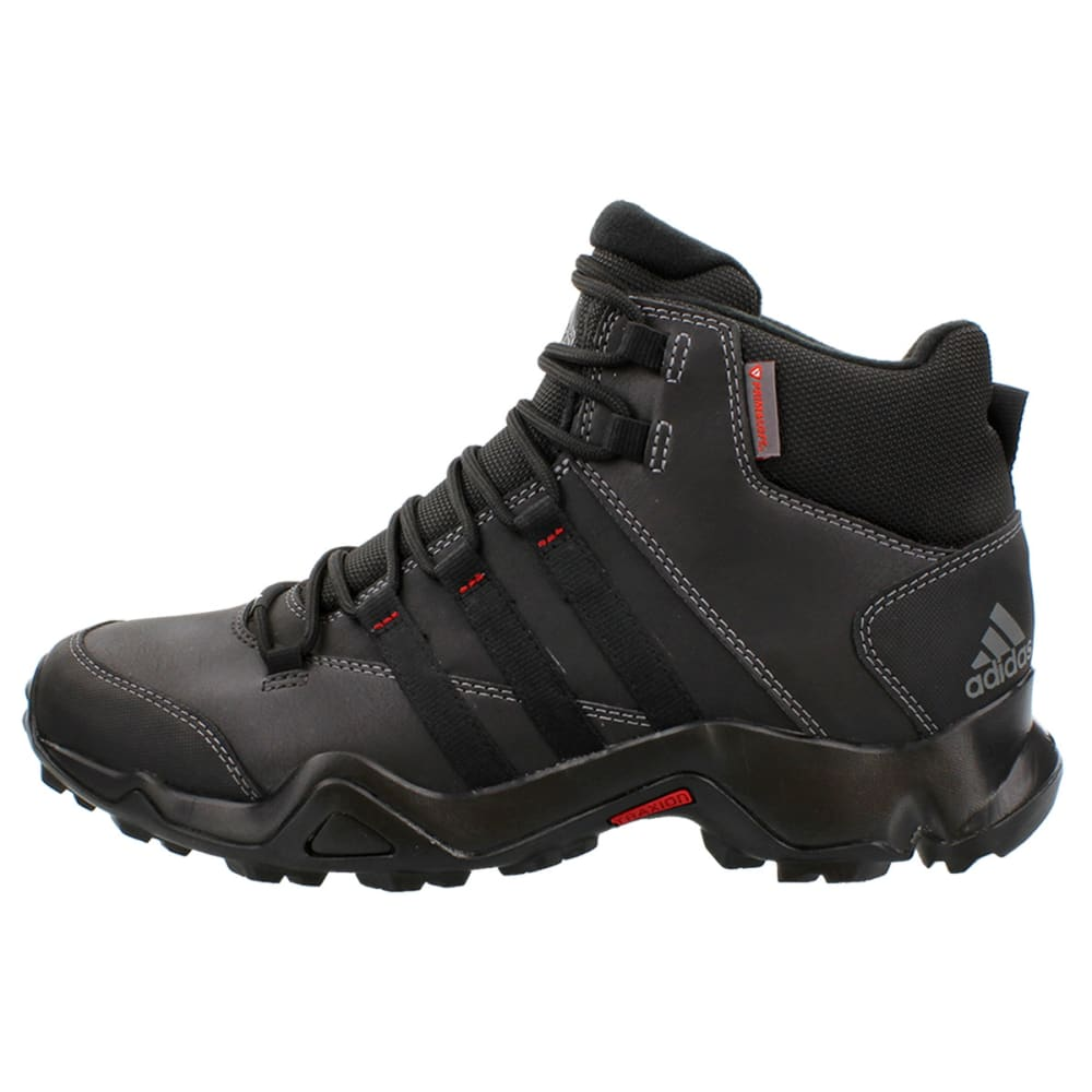 ADIDAS Men's CW AX2 Beta Mid Hiking Boots - BLACK/ VISTA GREY/ P