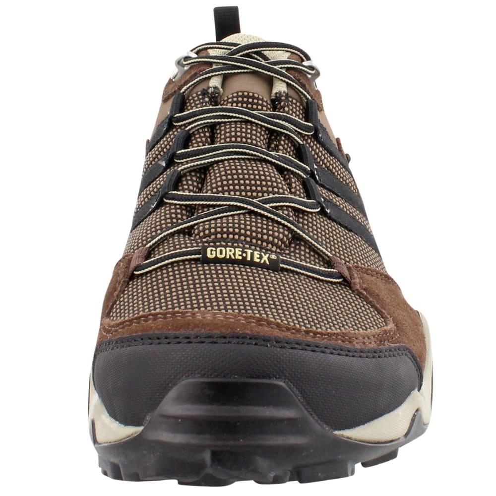 ADIDAS Men's Brushwood Mesh GTX Hiking Shoes - GREY BLEND/ BLACK/ T