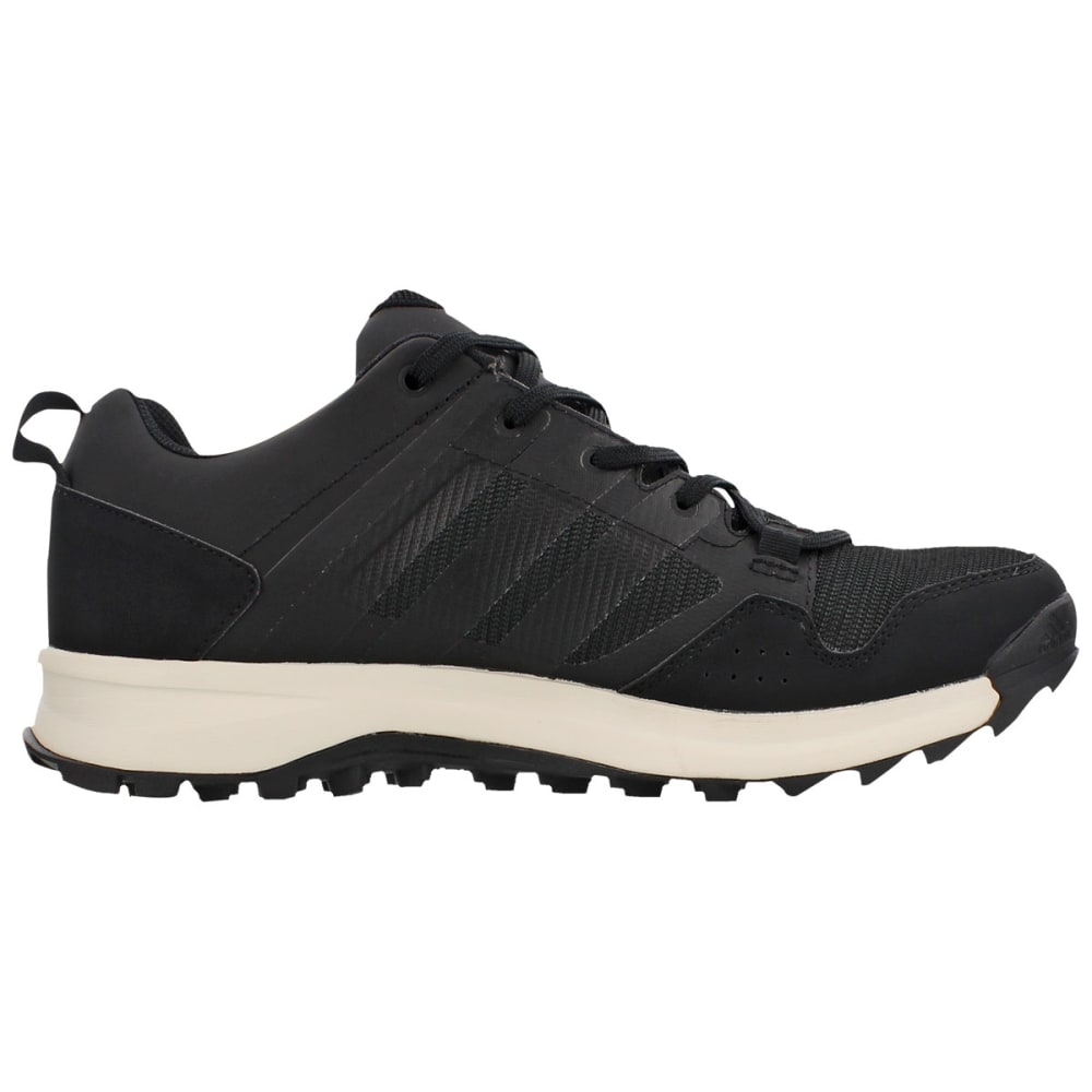 ADIDAS Men's Kanadia 7 Trail GTX Trail Running Shoes - DARK GREY/ BLACK/ CH