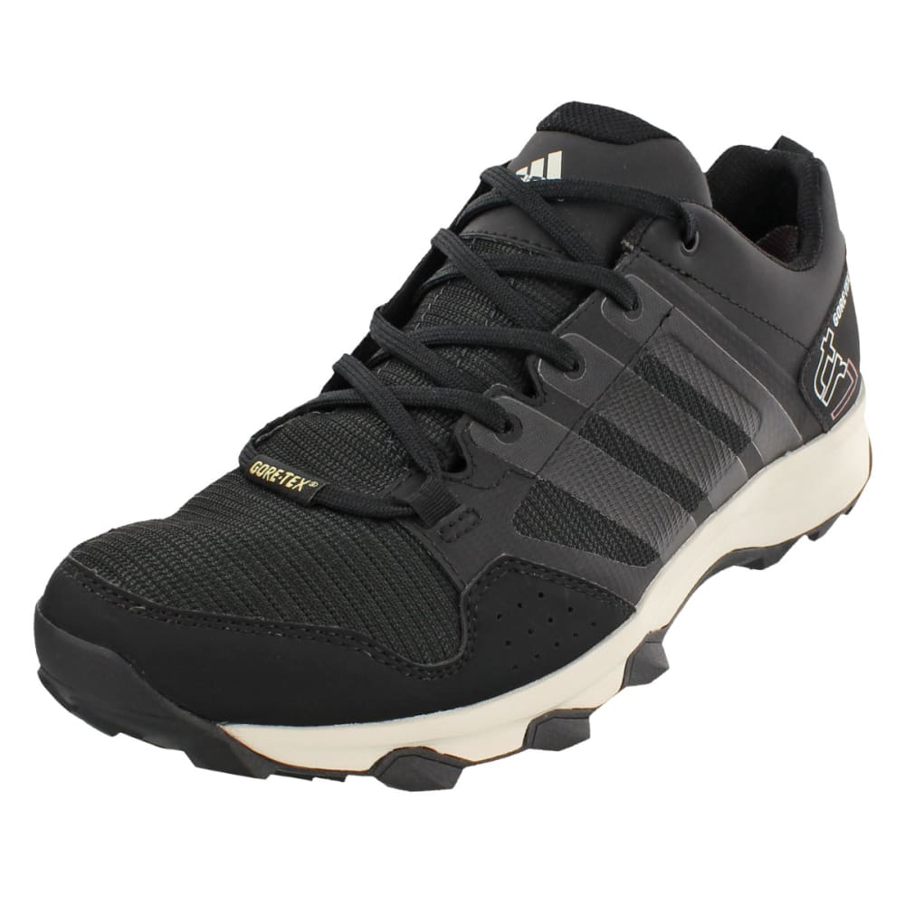 15117d68a29319 ADIDAS Men  39 s Kanadia 7 Trail GTX Trail Running Shoes - DARK GREY