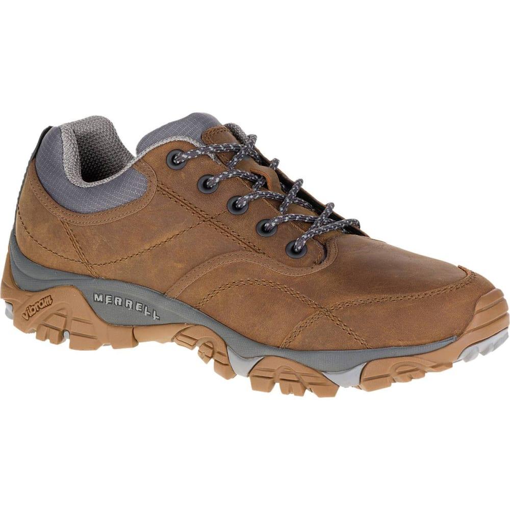 MERRELL Men's Moab Rover Waterproof Shoes, Tan - TAN