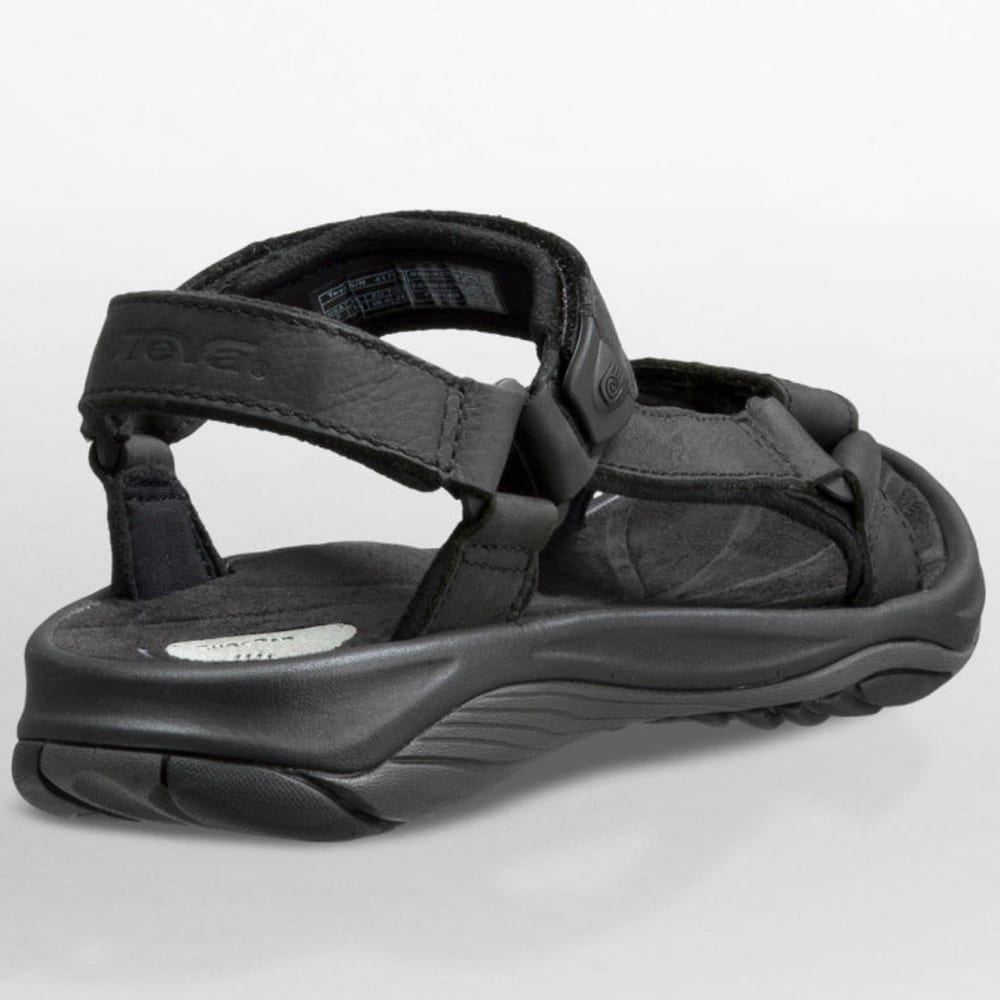 TEVA Pretty Rugged Leather 3 Women's Sandals thQsrdCx