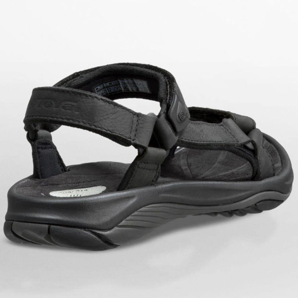 Teva Women S Pretty Rugged Leather 3 Sandals