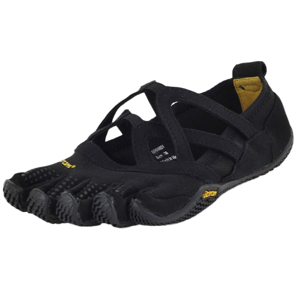 VIBRAM FIVEFINGERS Women's Alitza Loop Shoes, Black - BLACK