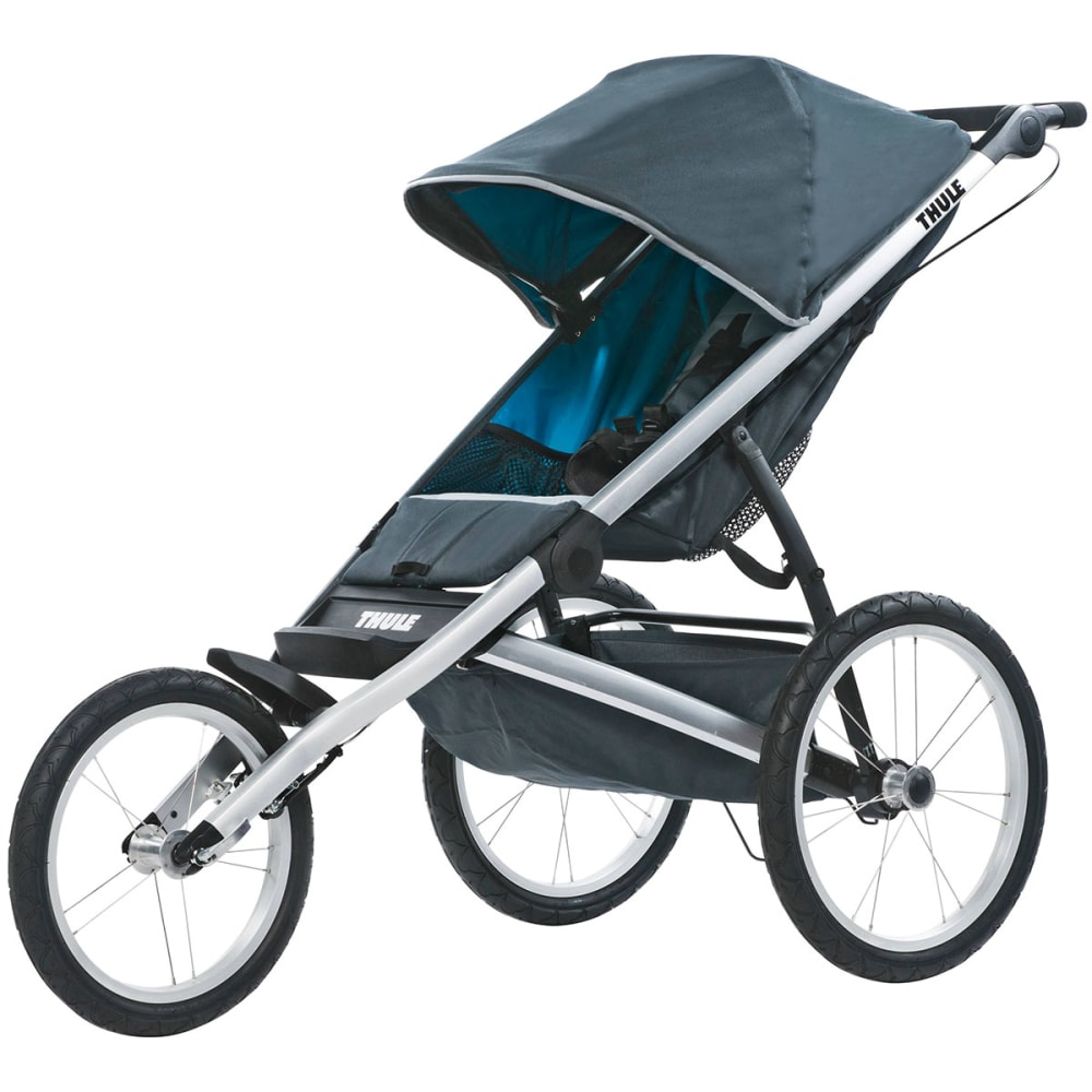 THULE Glide 1 Jogging Stroller - DARK SHADOW