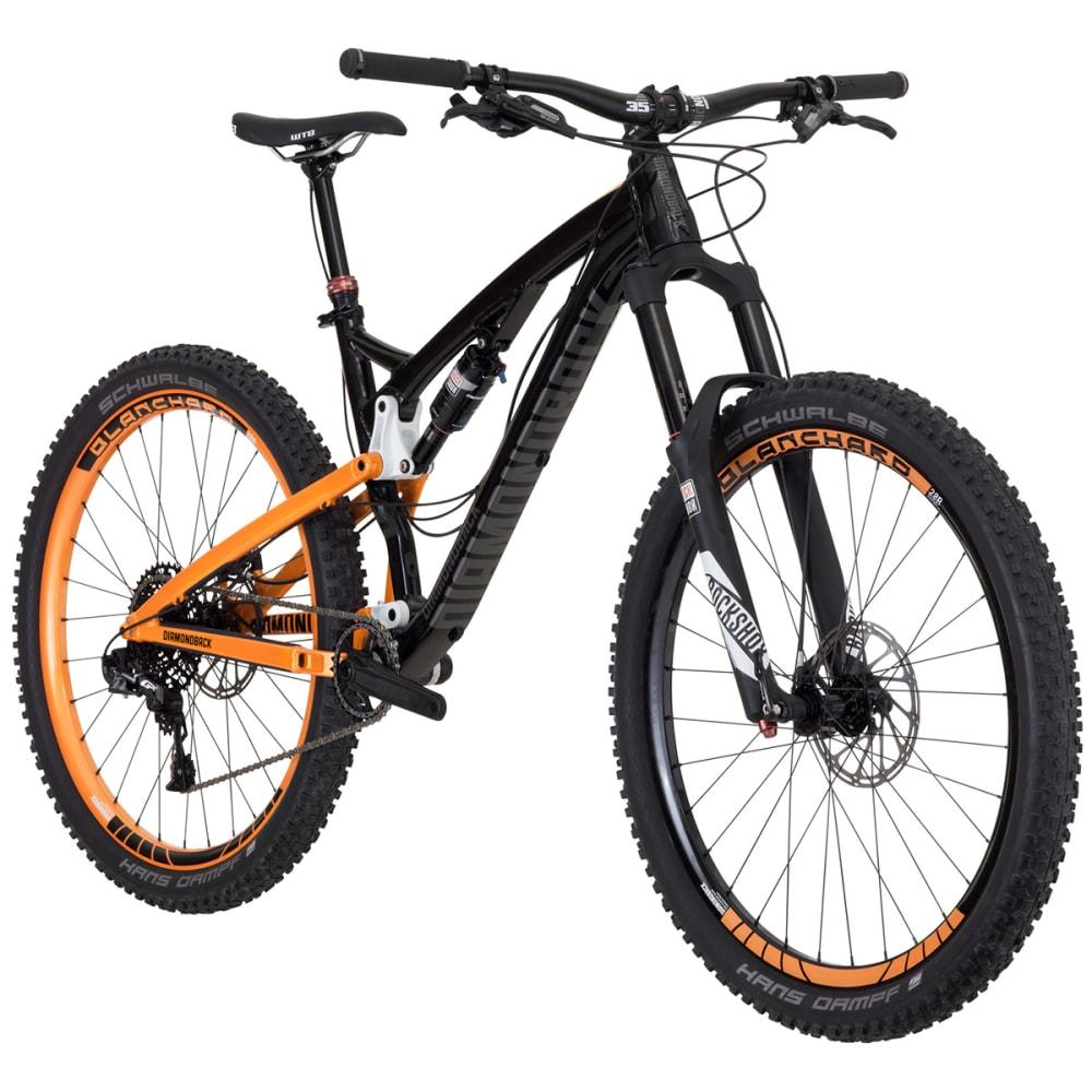 Diamondback Release 2 Bicycle - Black 02-16..20