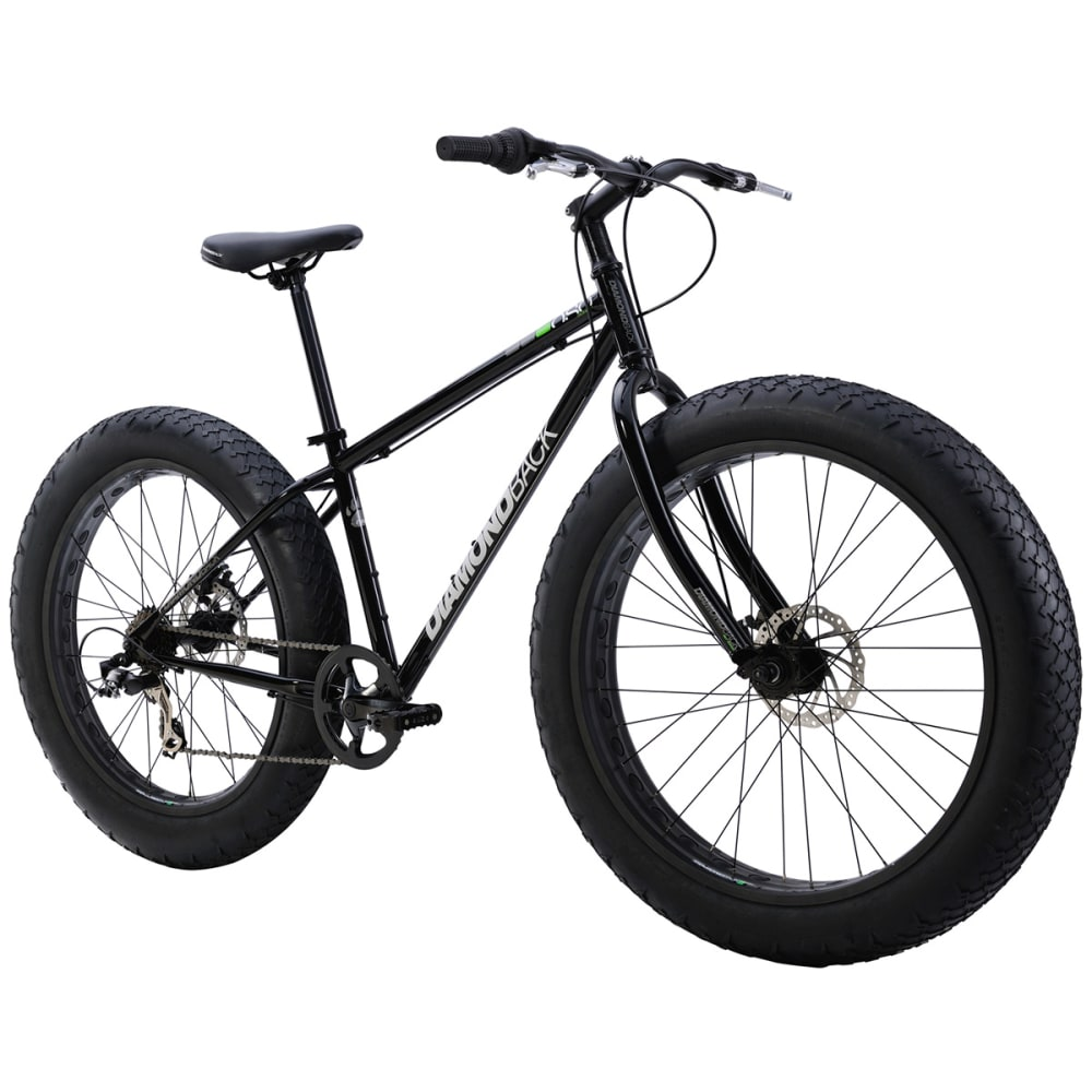 DIAMONDBACK El Oso Gordo - BLACK