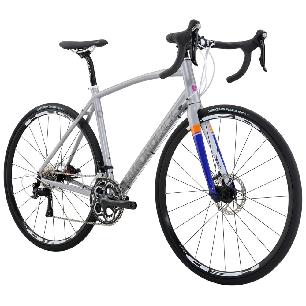 DIAMONDBACK Airen 1 Bicycle - GREY