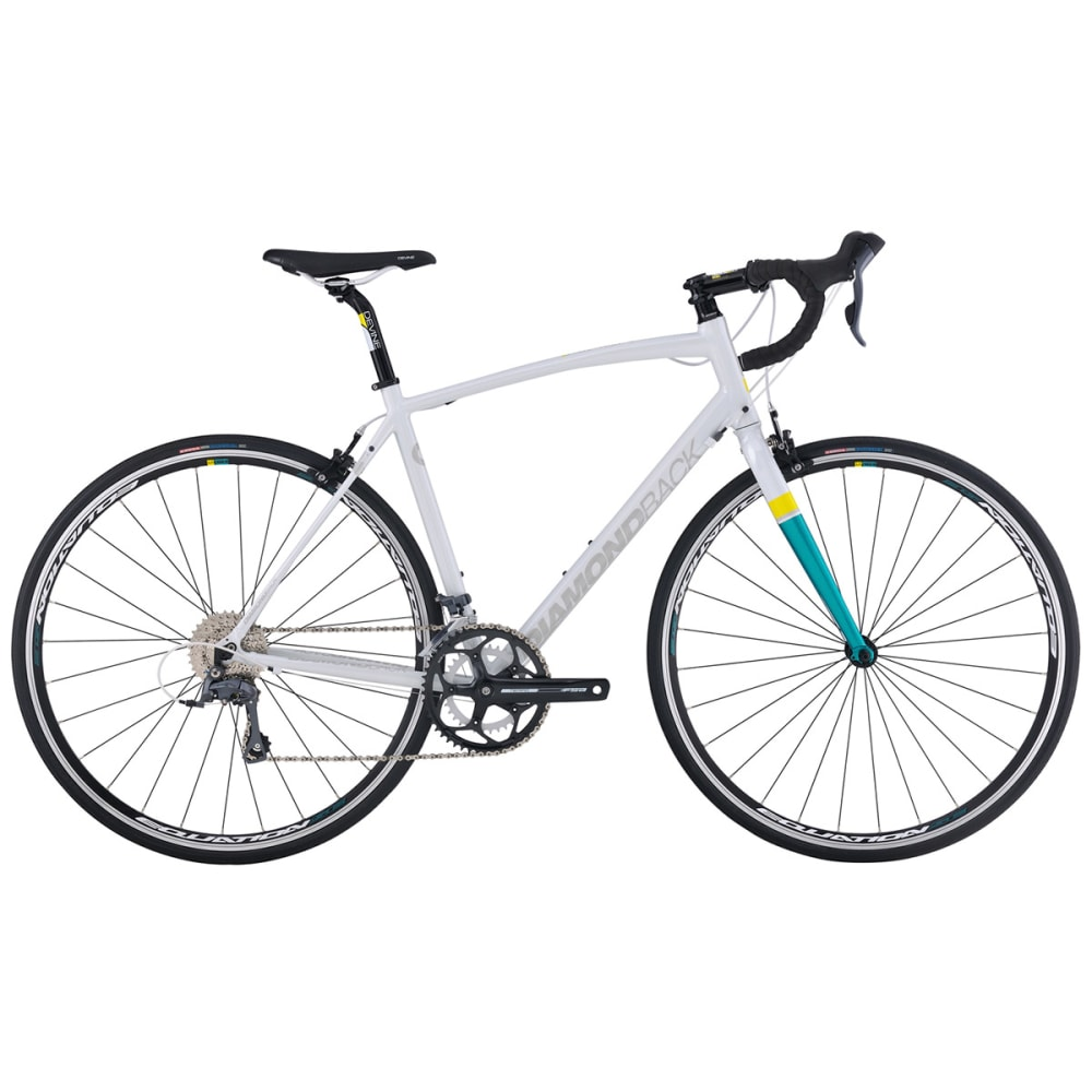 DIAMONDBACK Airen Sport Bicycle - WHITE