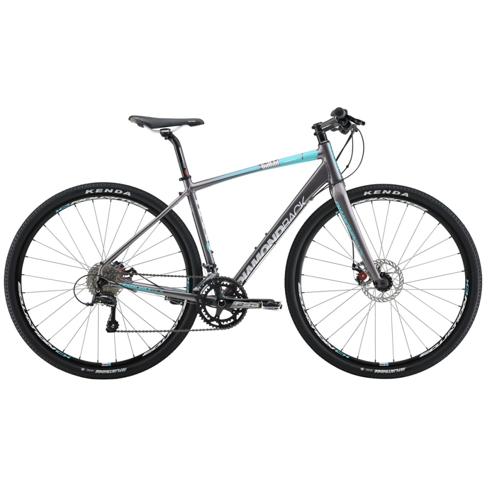 DIAMONDBACK Haanjenn Bicycle - SILVER