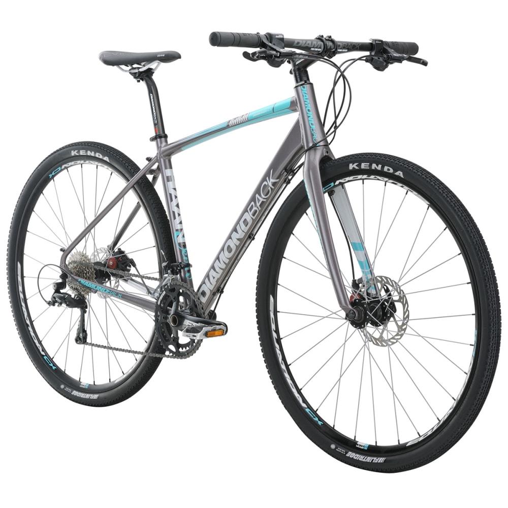 DIAMONDBACK Haanjenn Bicycle - SILVER
