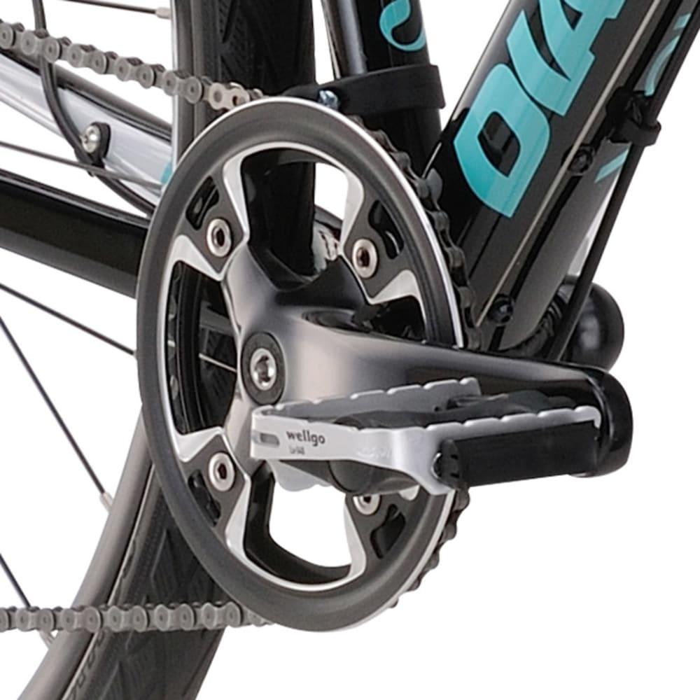 DIAMONDBACK Haanjenn Metro Bicycle - BLACK