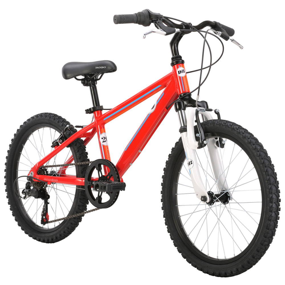 DIAMONDBACK Kids' Octane 20 - RED