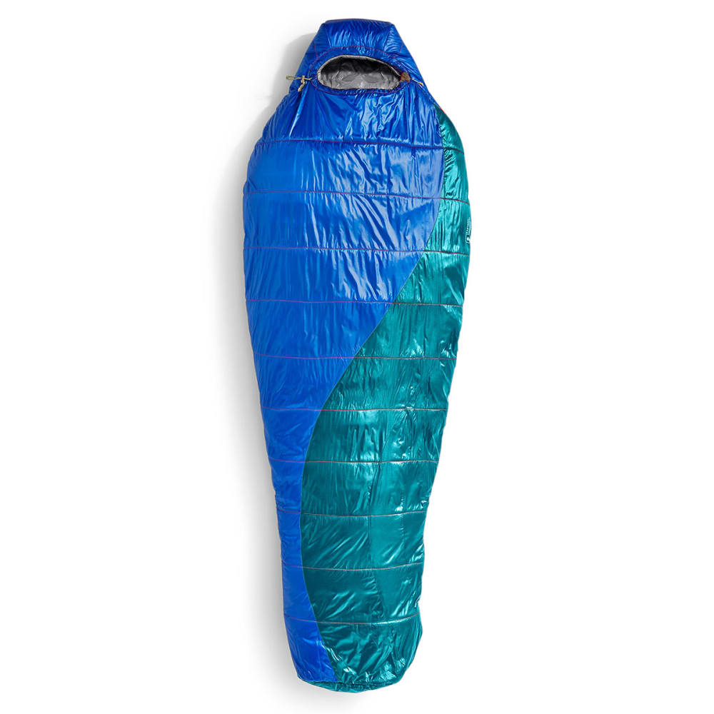 EMS® Women's Velocity 35 Degree Mummy Sleeping Bag - SURFWEB/EVERGLADE