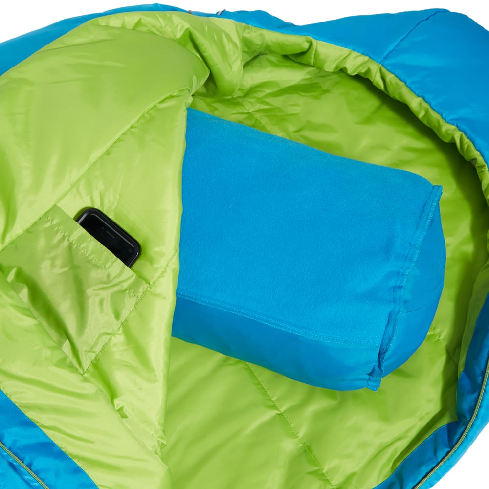 EMS Solstice 20° Sleeping Bag, Regular - METHYLBLUE