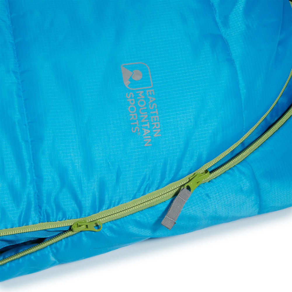 EMS Solstice 20° Sleeping Bag, Long - METHYLBLUE