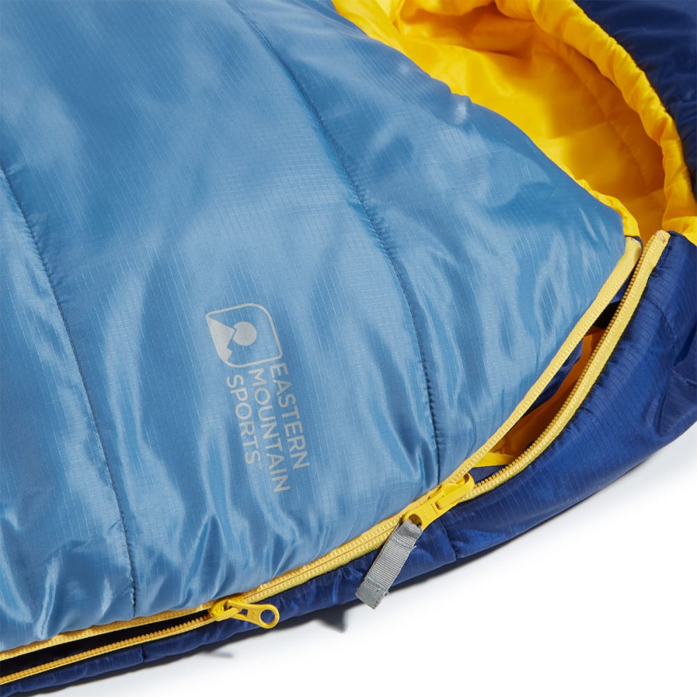 EMS® Bantam 30 Degree Mummy Sleeping Bag, Regular  - BLUE DEPTHS