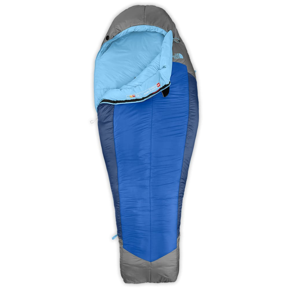THE NORTH FACE Cat's Meow Regular Sleeping Bag - BLUE/GREY