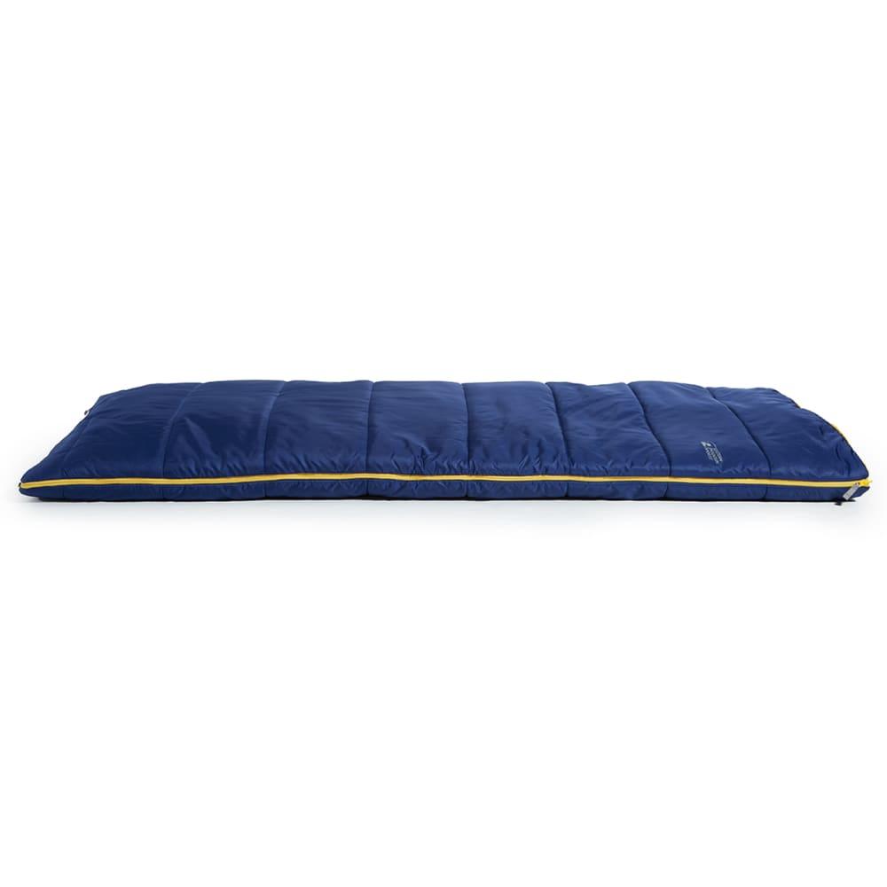 EMS Bantam 30 Degree Rectangular Sleeping Bag, Regular - BLUE DEPTHS