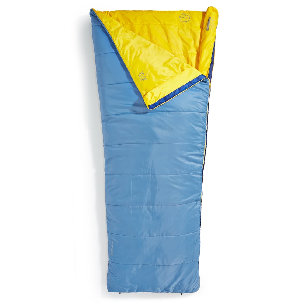 EMS® Bantam Rectangular 30/50 Degree Sleeping Bag - BLUE DEPTHS