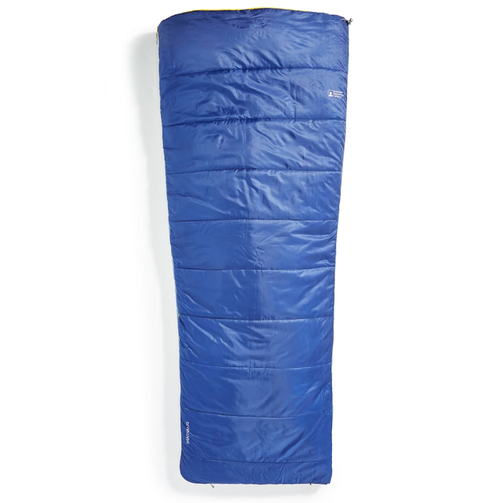 EMS® Bantam 30/50 Degree Rectangular Sleeping Bag  - BLUE DEPTHS