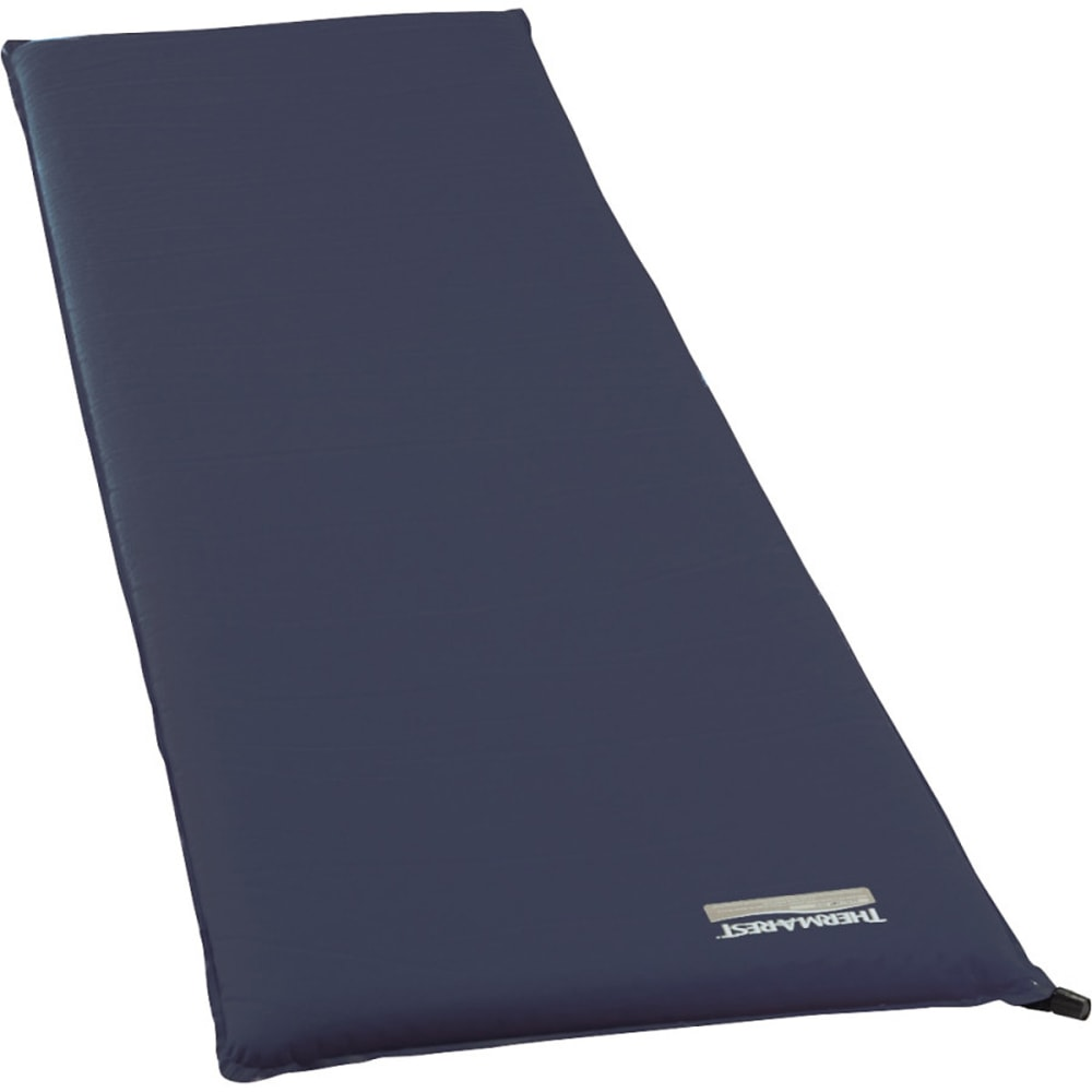 THERM-A-REST BaseCamp™ Camping Mattress, Large  - BLUE NIGHT