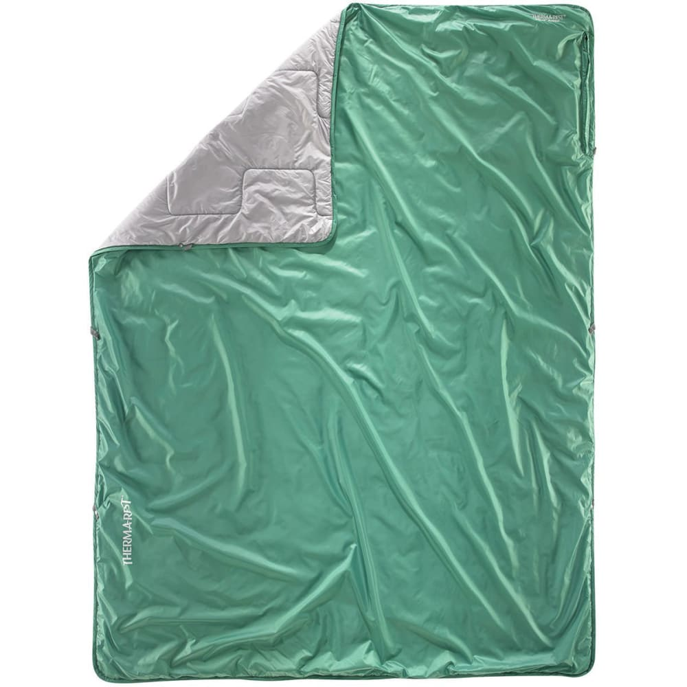 THERM-A-REST Stellar Blanket - PINE GREEN