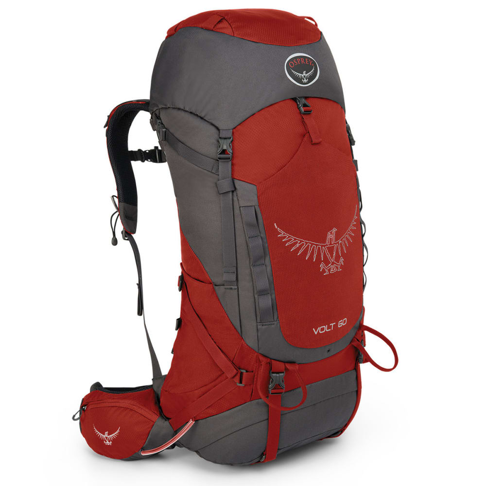OSPREY Volt 60 Backpack - CARMINE RED
