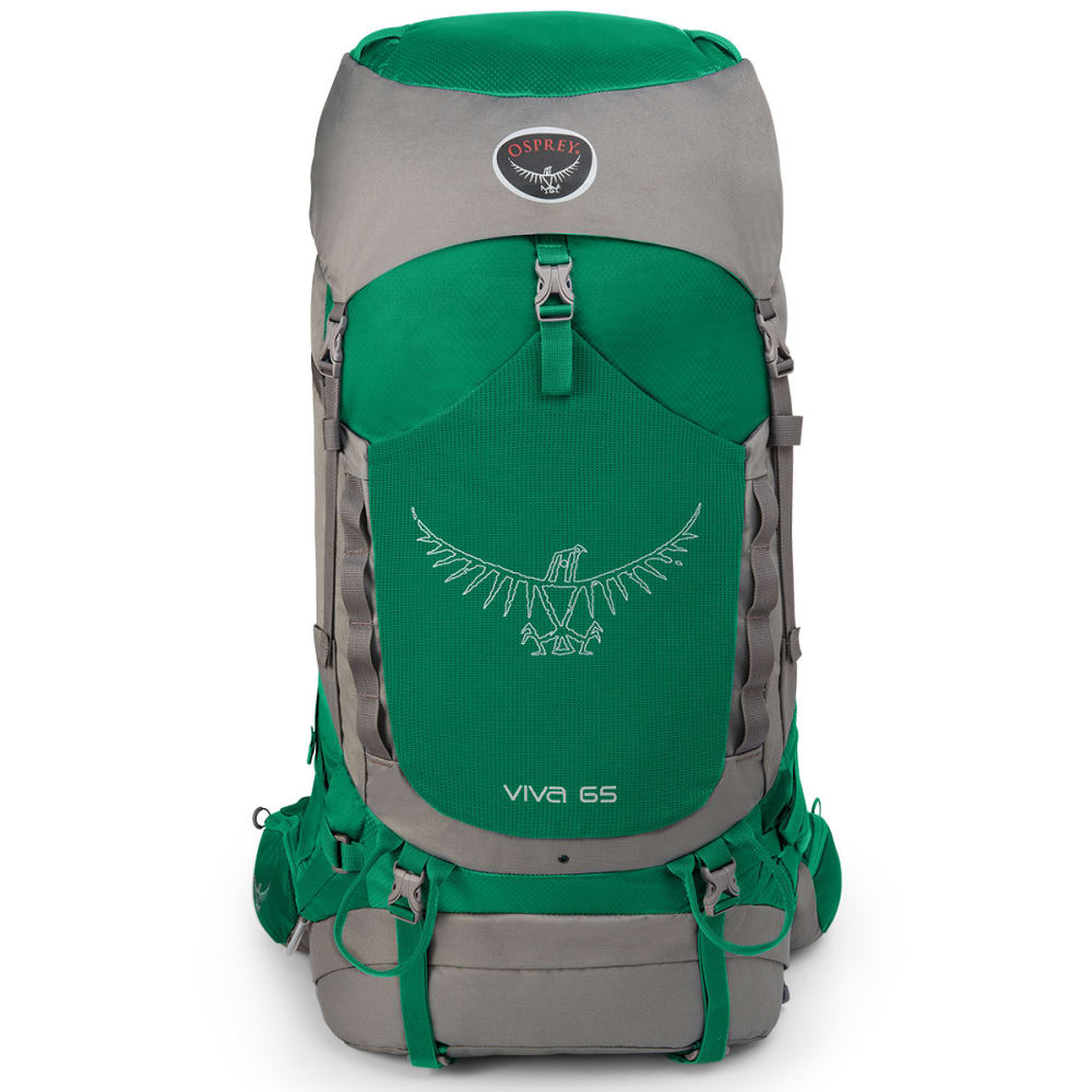 OSPREY Women's Viva 65 Pack, Sea Green - SEA GREEN