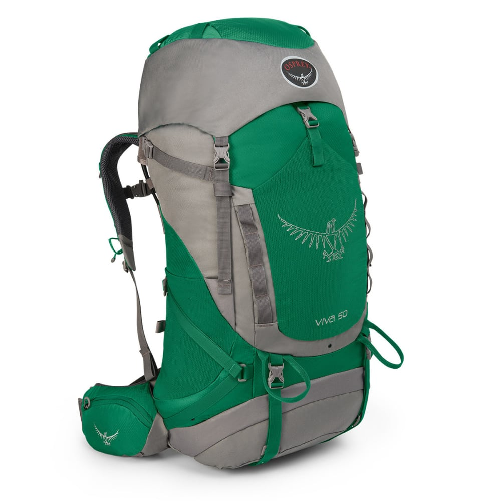 OSPREY Women's Viva 50 Backpack  - SEA GREEN