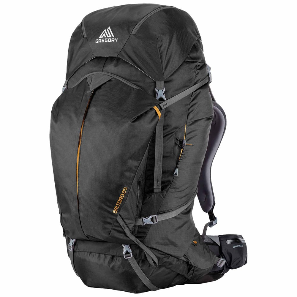 GREGORY Baltoro 85 Backpack, Shadow Black - SHADOW BLACK