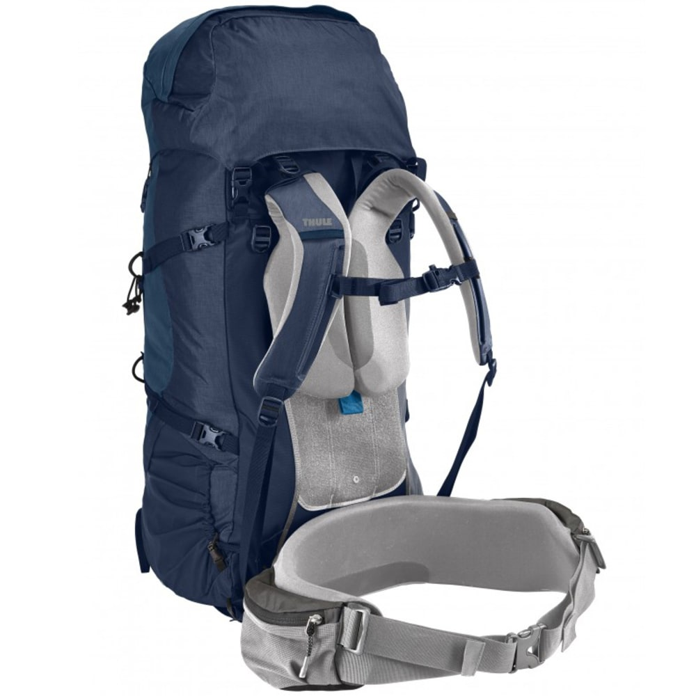 THULE Men's Guidepost 65L Backpack - POSEIDON/ LIGHT POSE