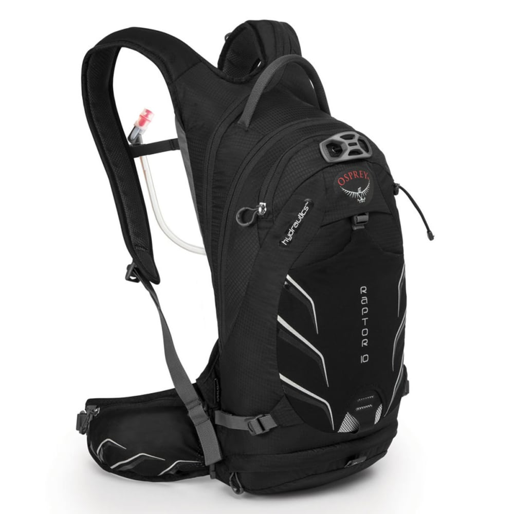 OSPREY Raptor 10 Hydration Pack - BLACK