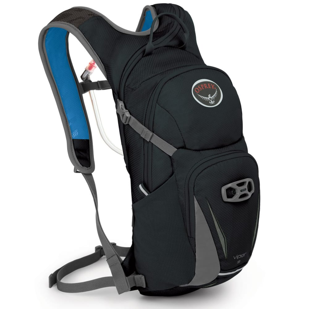 OSPREY Viper 9 Cycling Pack - BLACK