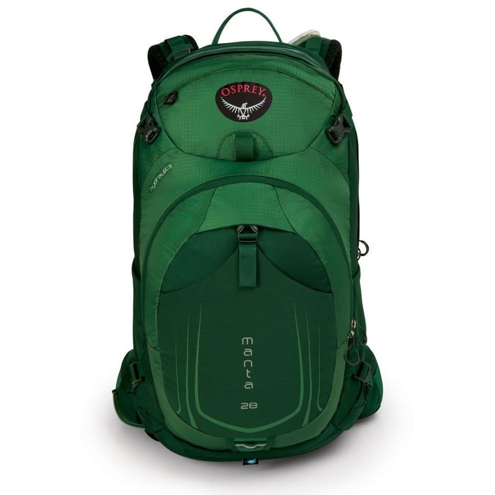 OSPREY Manta AG™ 28 Hydration Pack - SPUCE GRN